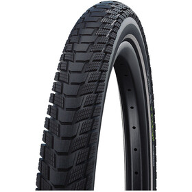 "SCHWALBE Pick-Up Super Defense Performance Clincher Tyre 27.5x2.60"" E-50 Addix E Reflex, black"